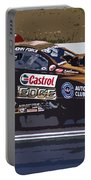 John Force Mustang Portable Battery Charger