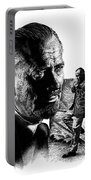 John Steinbeck Portable Battery Charger