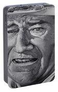John Wayne Portable Battery Charger
