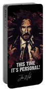John Wick Portable Battery Charger