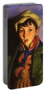 Johnnie Patton 1924 Portable Battery Charger