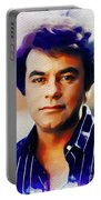 Johnny Mathis, Music Legend Portable Battery Charger