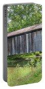 Johnson's Mill/salt Creek Covered Bridge  Portable Battery Charger