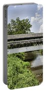 Johnston Covered Bridge Portable Battery Charger