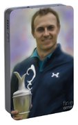 Jordan Spieth Portable Battery Charger