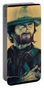 Josey Wales Outlaw. Smokin Gun Portable Battery Charger