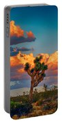 Joshua Tree In All Its Beauty Portable Battery Charger