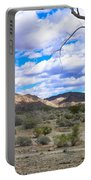 Joshua Tree National Park Landscape Portable Battery Charger