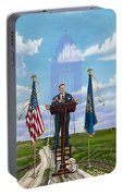 Journey Of A Governor Dave Heineman Portable Battery Charger