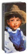 Juan Also Known As Jose No 2 Mexican Boy 1916 Portable Battery Charger