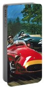 Juan Manuel Fangio Portable Battery Charger
