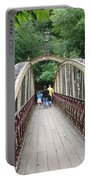 Jubilee Bridge - Matlock Bath Portable Battery Charger