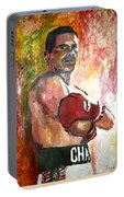 Julio Cesar Chavez Portable Battery Charger