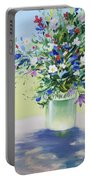 July Buquet Portable Battery Charger