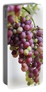 June Grapes #1 Portable Battery Charger