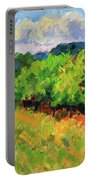 June Orchard Portable Battery Charger