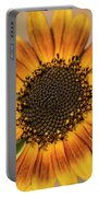 June Sunflowers #2 Portable Battery Charger