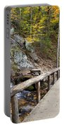 Juney Whank Falls And A Place To Rest Portable Battery Charger