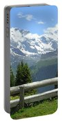 Jungfrau, Austria Portable Battery Charger