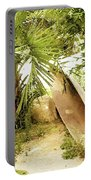 Jungle Canoe Portable Battery Charger