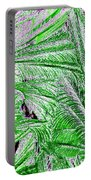 Jungle Flora Portable Battery Charger