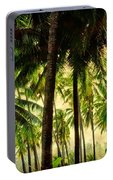 Jungle Paradise Portable Battery Charger