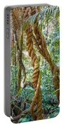 Jungle Vines Portable Battery Charger