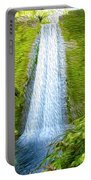 Jungle Waterfall Portable Battery Charger