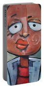 Junior Artist Sans Crayon Hair Portable Battery Charger