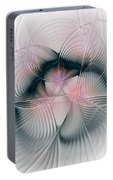 Junos Mercy - Fractal Art Portable Battery Charger