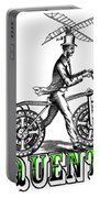 Junquentoys Bike-o-vator Portable Battery Charger