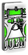 Junquentoys Test Pattern Goggles Portable Battery Charger