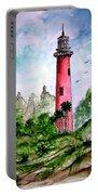 Jupiter Florida Lighthouse Portable Battery Charger