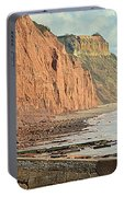 Jurassic Cliffs Portable Battery Charger