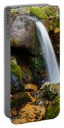Just A Very Small Waterfall II Portable Battery Charger
