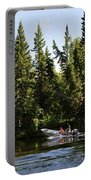 Just Around The River Bend Portable Battery Charger