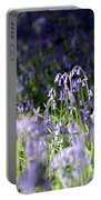 Just Bluebells  Portable Battery Charger