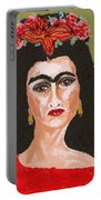 Just Frida Portable Battery Charger