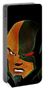 Justice League Doom Portable Battery Charger