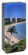 Kaanapali Beach Portable Battery Charger
