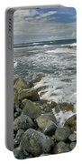 Kaena Point Shoreline Portable Battery Charger