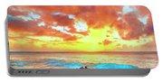 Kailua-kona Sunset Portable Battery Charger
