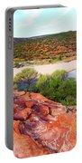 Kalbarri National Park 2am-29388 Portable Battery Charger