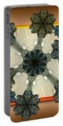 Kaleidoscopeflowers Portable Battery Charger