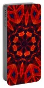 Kalidescope Abstract 031211 Portable Battery Charger