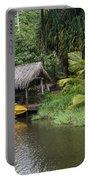 Kamokila Hawaiian Village - Kauai Portable Battery Charger