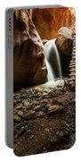 Kanarra Creek Falls  Portable Battery Charger