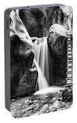 Kanarraville Falls Bw Portable Battery Charger