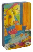 Kandinsky Living Room Portable Battery Charger