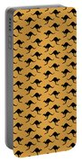 Kangaroo Pattern Portable Battery Charger